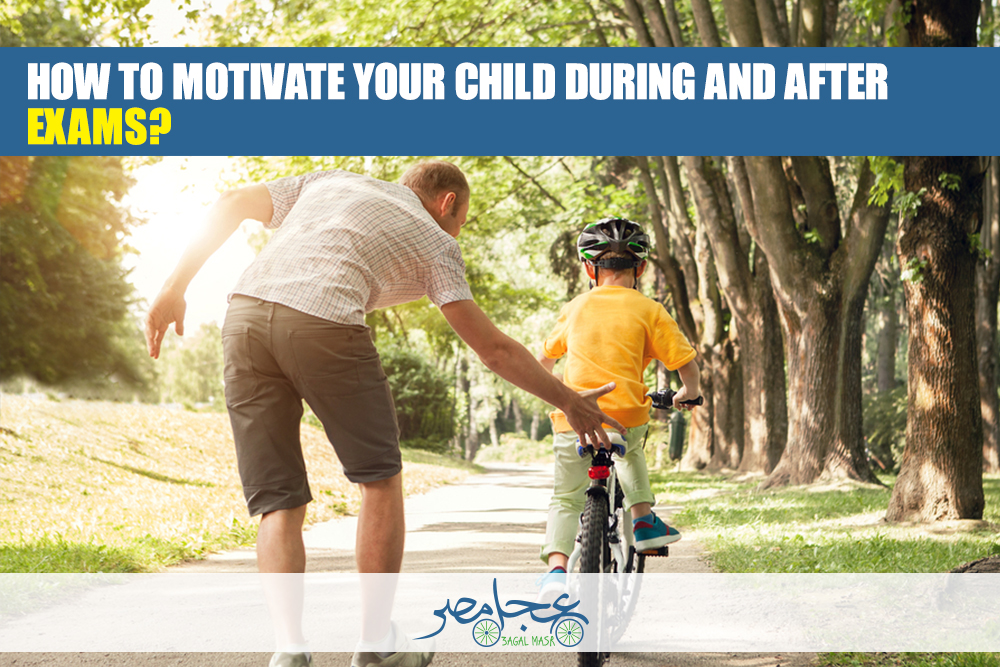 How to Motivate your Child During and After Exams?