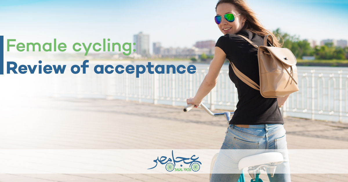 Female Cycling: Review of Acceptance