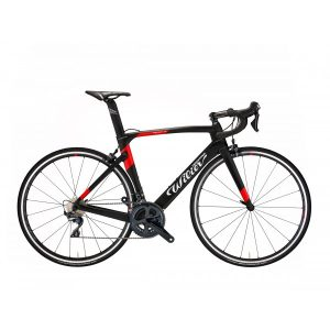 WILIER-CENTO1AIR BLAK/ RED MATT 2020