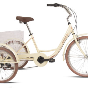 KRON – City Bike Triforce adult – Beige